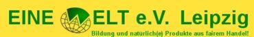 Logo des Eine Welt e.V. Leipzig