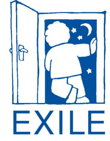 Logo des EXILE-Kulturkoordination e. V.
