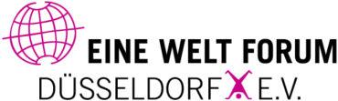 Logo des Eine Welt Forum Düsseldorf e.V.
