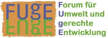 Logo des FuGe e.V. - Forum für Umwelt und gerechte Entwicklung