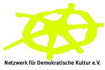 Logo des Netzwerks für Demokratische Kultur