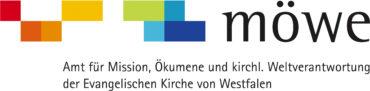 Logo des Amt für Mission, Ökumene und kirchliche Weltverantwortung (MÖWe)