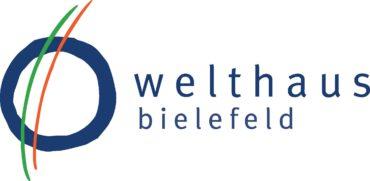 Logo des Welthaus Bielefeld
