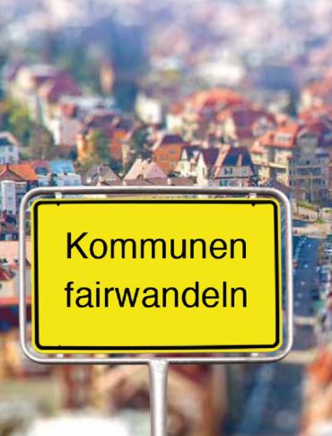 Bild eines Ortschildes mit der Aufschrift