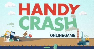 Illustration des Onlinegames Handycrush