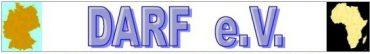 Logo des Vereins DARF, Deutsch Afrika Ruhr Forum