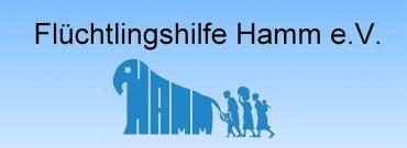 Logo des Vereins Flüchtlingshilfe Hamm
