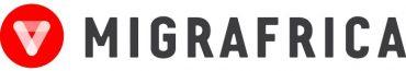 Logo des Vereins migrafrika - Verein für Junge afrikanische und andere Diaspora e.V.