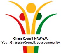 Logo des Vereins Ghana Council NRW e.V.