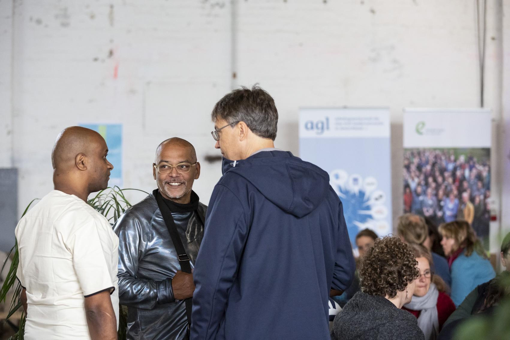 Eine Welt Promotoren auf der Bundeskonferenz 2018 in Berlin